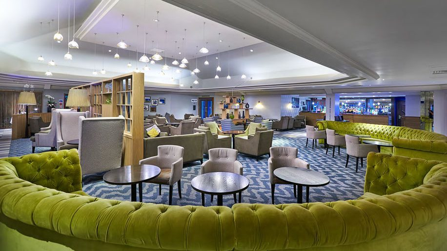 Hilton Rebrands Bristol Property Under Doubletree Offering Business Traveller
