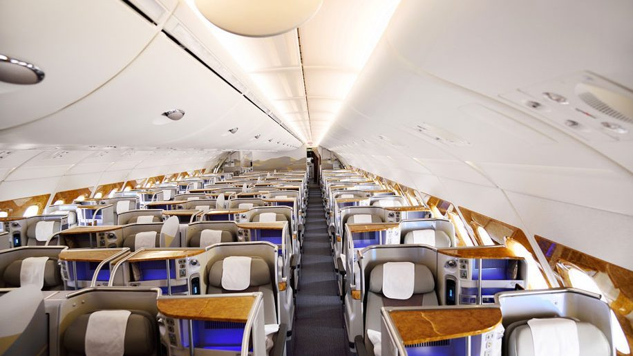Emirates Launches Newly Configured A380 Business Traveller