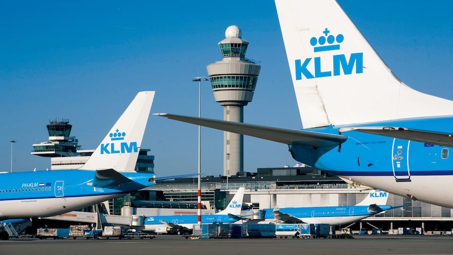 "KLM's ""Fly Responsibly"" campaign ignores Brussels route"
