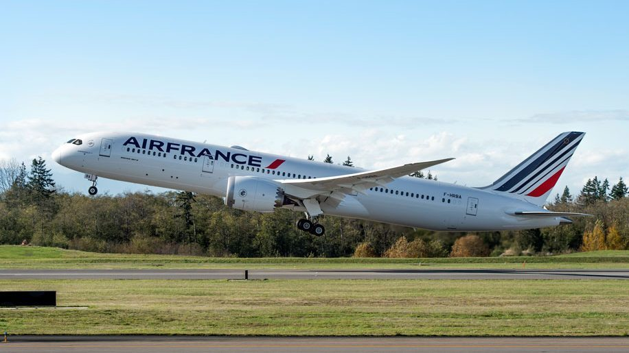 official photos 7568d 0afaa Air France axing Guangzhou flights at the end of March