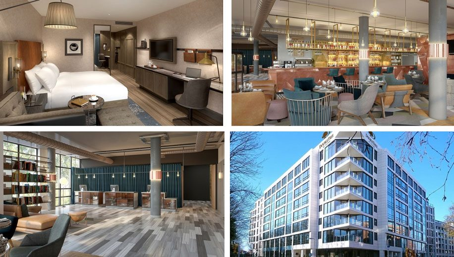 Hilton Opens Doubletree Kingston Upon Thames Business
