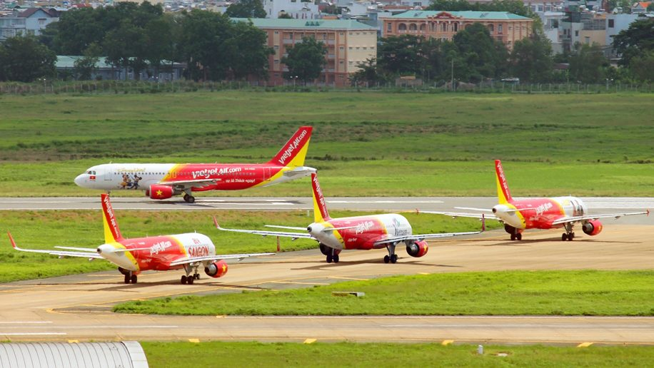 Vietjet. Image: Business Travel