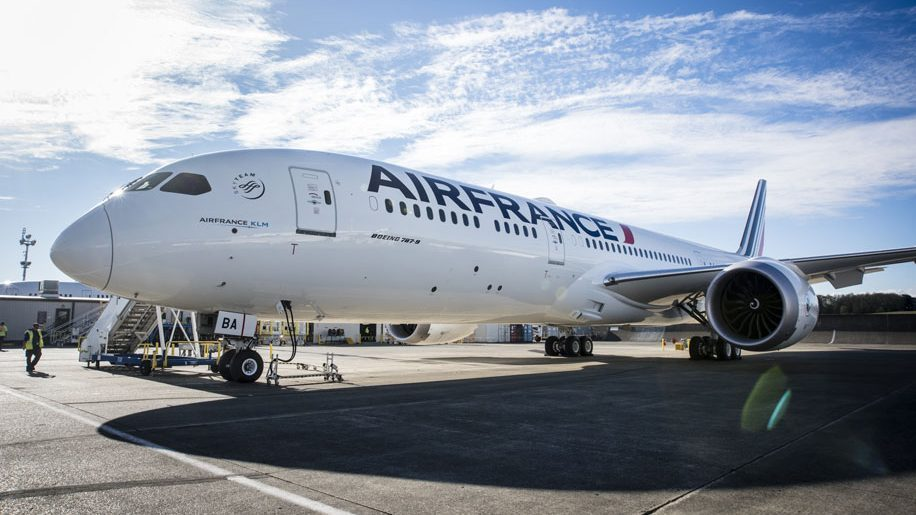 Air France axing Guangzhou flights at the end of March