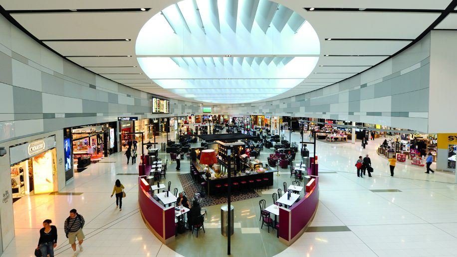 Sydney Airport aims to lure selfie snappers with revamped departure area