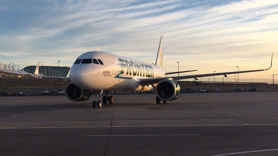 Frontier expands Newark service