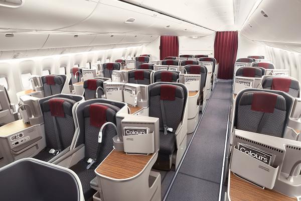 Garuda Indonesia trialling in-flight business class VR experience