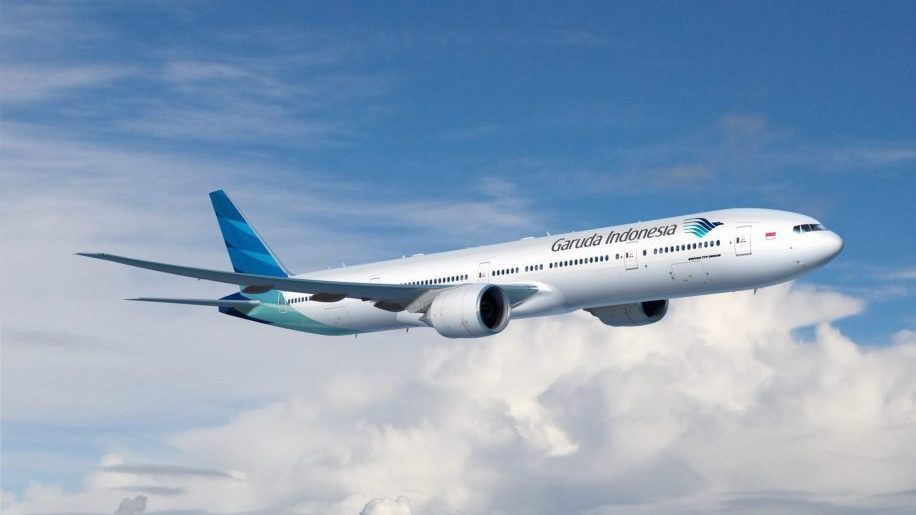 Garuda changes Amsterdam schedules from October 1