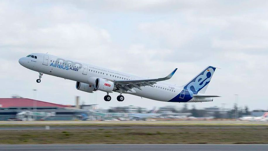 Aer Lingus To Lease Seven A321 Neo Lr Aircraft Business Traveller