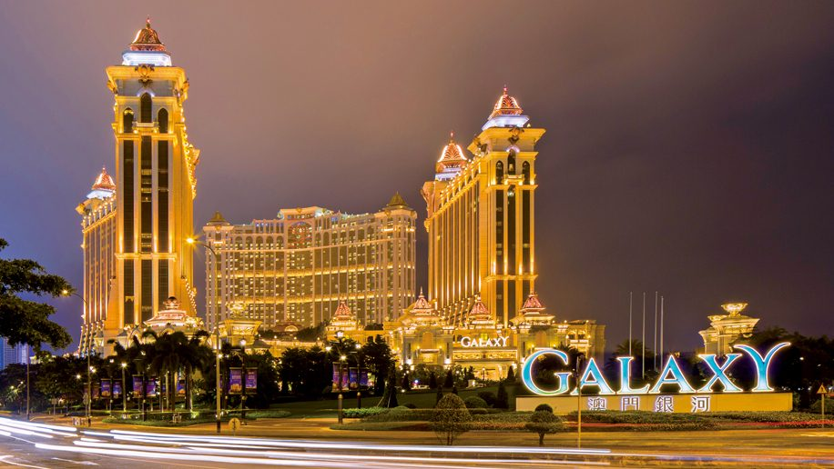 Hotel Review Galaxy Hotel Macau Business Traveller