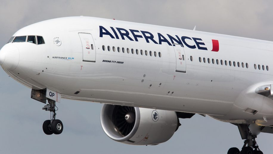 china airlines partners with air france on non stop flights to paris