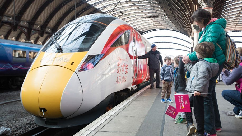 LNER's Azumas to enter service mid-May – Business Traveller
