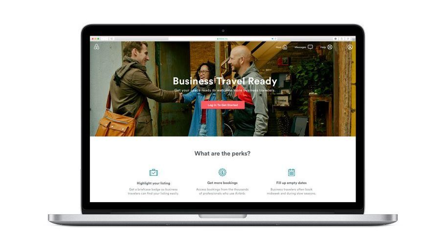 Airbnb seeing success with business travellers – Business