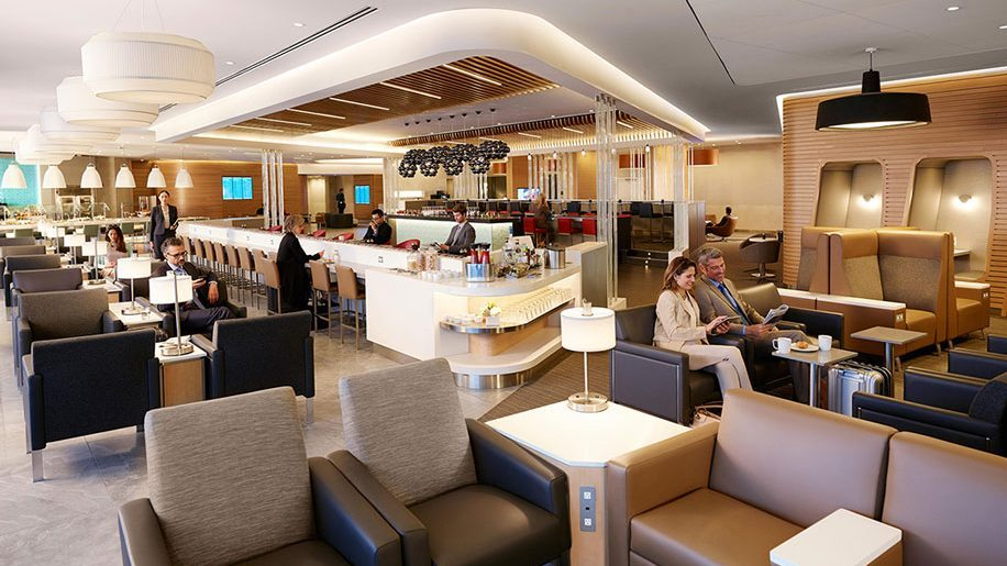 American Airlines Launches Revamped Flagship Lounge At Jfk