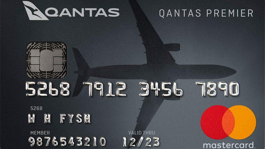 Qantas launches its new miles earning credit card business traveller qantas reheart Choice Image