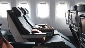Flight Review Air Astana A320 Business Class Business