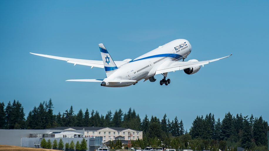 El Al takes delivery of first Dreamliner – Business Traveller
