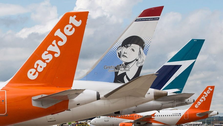 Easyjet, Norwegian and Westjet to enable customers to connect at