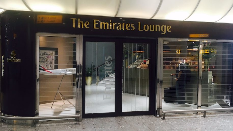 Lounge Review Emirates Lounge Heathrow T3 Business Traveller