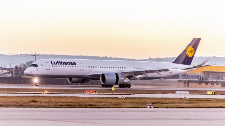 Lufthansa S A350 Heads To Tokyo Business Traveller