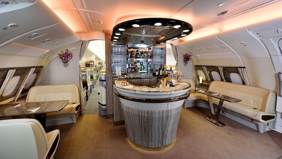 Emirates-Onboard-Lounge