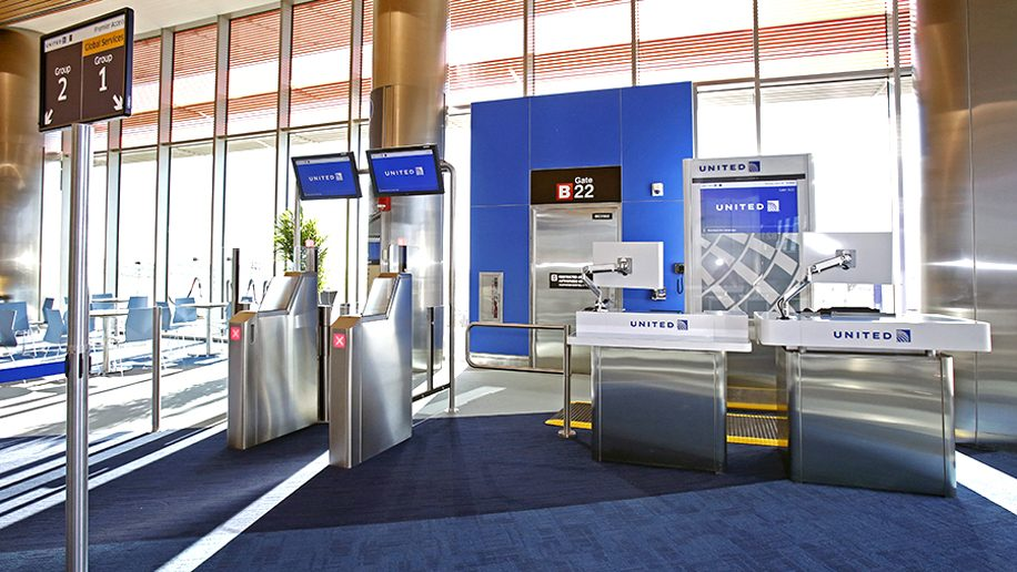 United Now Provides Boarding Passes For Partner Airline