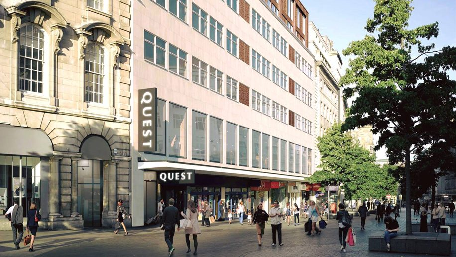 Quest Apartment Hotels to open Liverpool property ...