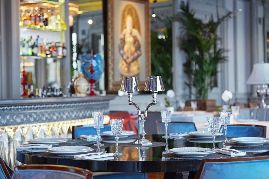 Five New Moscow Restaurants Business Traveller