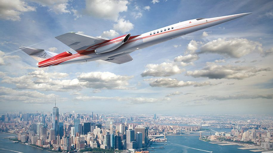 Lockheed eyes return to commercial aviation with supersonic jet