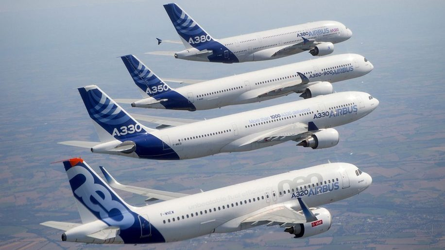 Airbus publishes 2018 aircraft list prices – Business Traveller