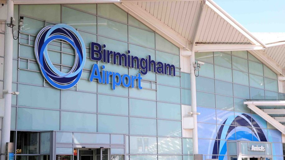 Birmingham airport aiming to be carbon neutral by 2033