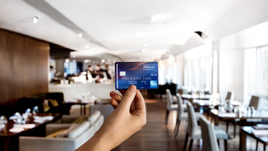 Hilton and american express roll out new co branded credit cards hilton honors american express aspire card colourmoves