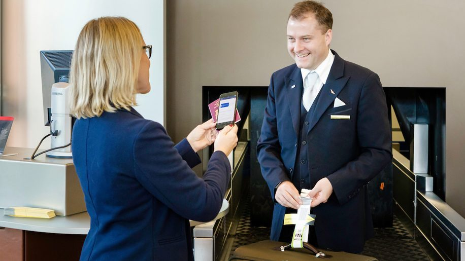 Delta Adds Real Time Bag Tracking For