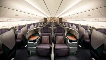 Singapore Airlines\' new A380: All classes reviewed – Business Traveller
