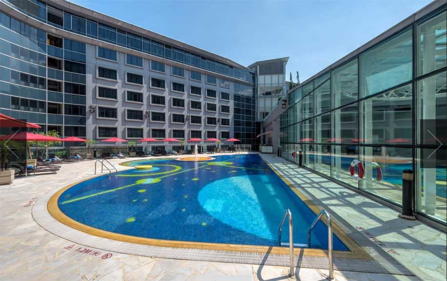 Business traveller awards 2018 hotel results business - Intercontinental park lane swimming pool ...