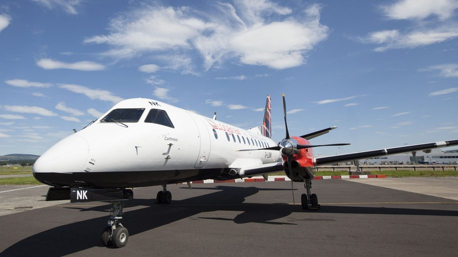 Loganair to take over five Flybmi routes following carrier's collapse