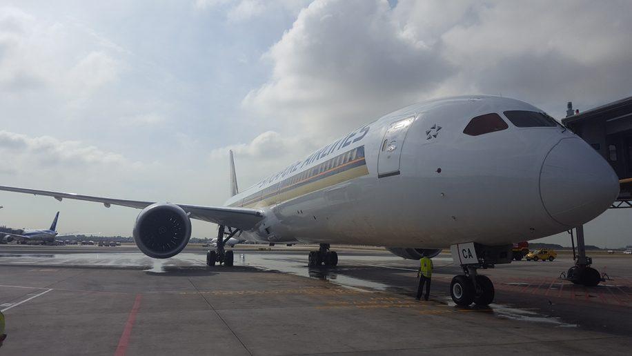 787 10 Dreamliner >> First Look Singapore Airlines Boeing 787 10 Dreamliner Regional