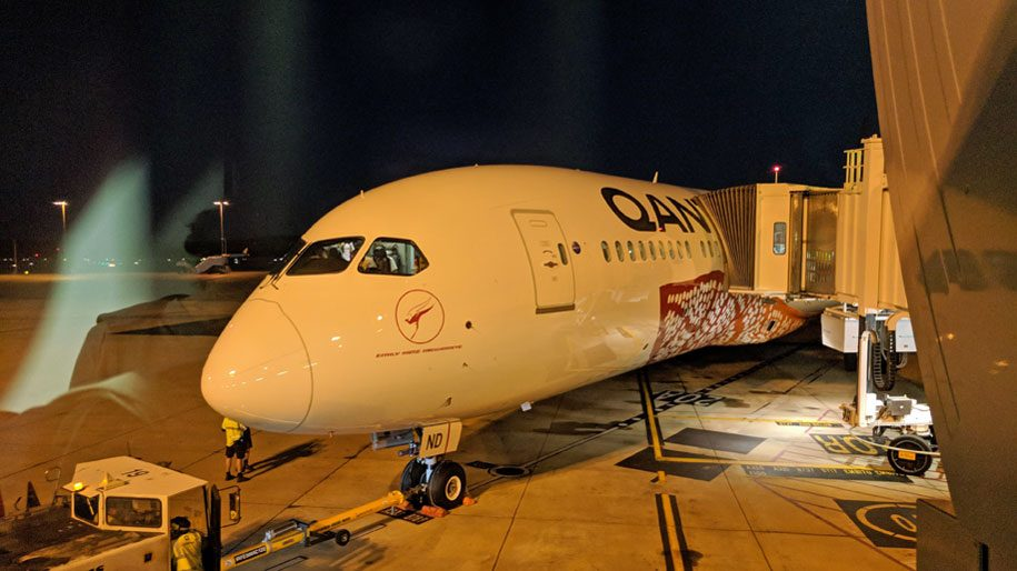 Flight review: Qantas B787-9 Business Class (QF9) – Business Traveller