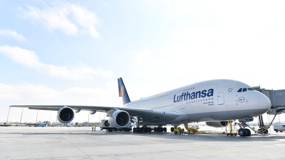 Lufthansa launches A380 flights at Munich – Business Traveller