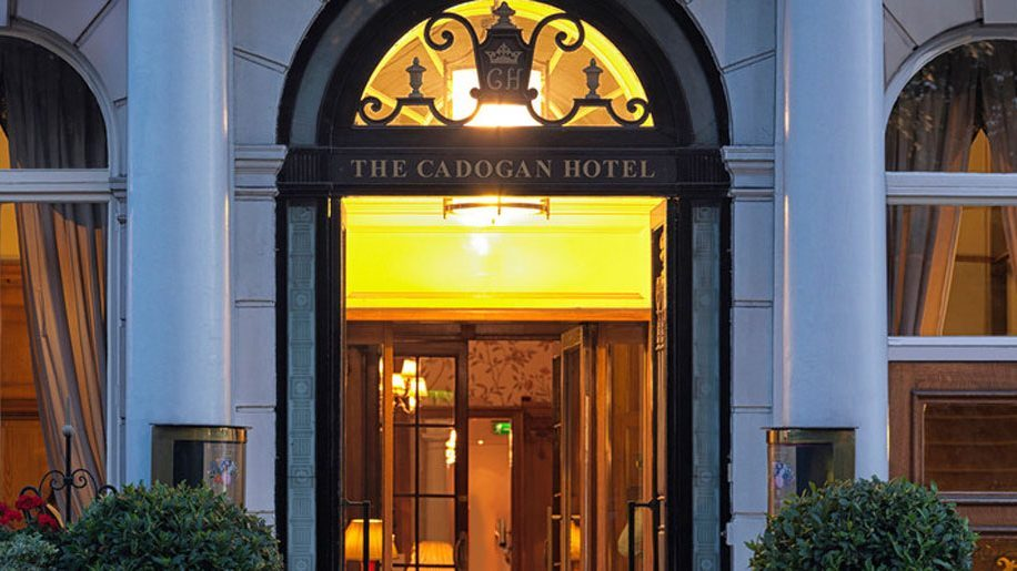 Belmond Confirms 2018 Opening For The Cadogan Business
