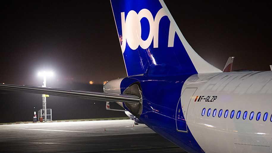 reputable site e53ce afa09 Flight review  Joon A340-300 business class – Business Traveller
