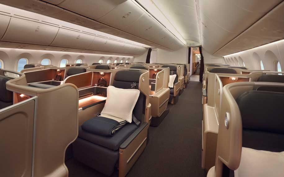 Flight review: Qantas Boeing 787-9 Dreamliner business class
