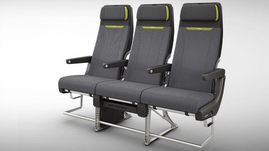 Slim Car Seats >> Singapore Airlines orders Recaro seats for next generation ...
