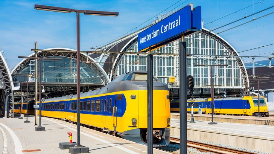 Journey times fall on Amsterdam-Brussels rail route