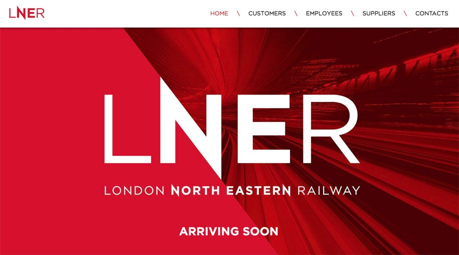 Image result for london north eastern railway 2018