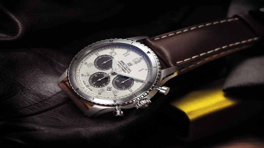 "Breitling launches ""Navitimer Aviator 8 B01 Chronograph 43 ... 6964baff9cd"