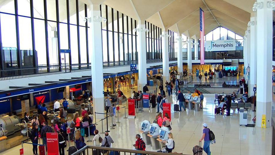Memphis Airport Looks To Downsize As Gates Stand Idle