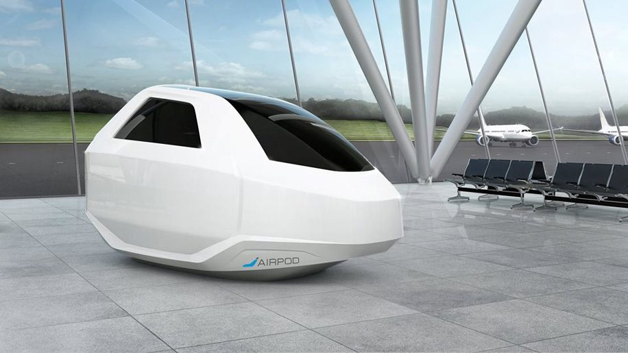 One Person Sleeping Pods Coming To European Airports