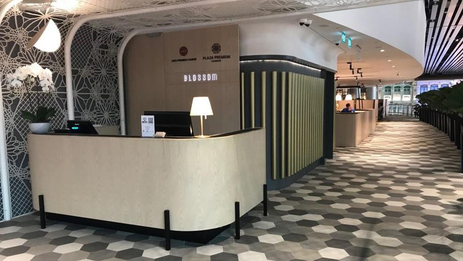 SATS and Plaza Premium officially open Blossom lounge in Changi T4