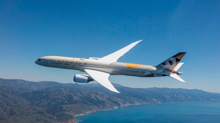 etihad airways to deploy boeing 7879 dreamliner on its