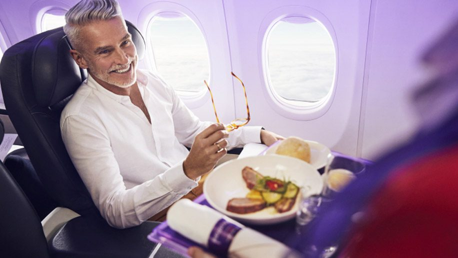 Virgin Australia enhances trans-Tasman meal, wifi, miles offerings